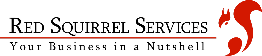 Red Squirrel Services Logo
