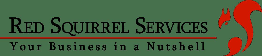 Red Squirrel Services Logo